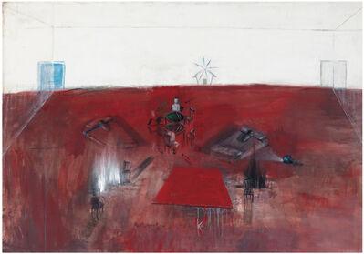 Guillermo Kuitca, 'Autoretrato', ca. 1985