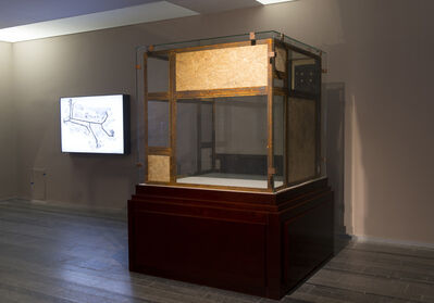 Nikita Kadan, 'Museum of Revolution. Blame of Display', 2014