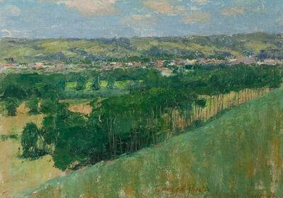 John Leslie  Breck, 'Giverny', 1888