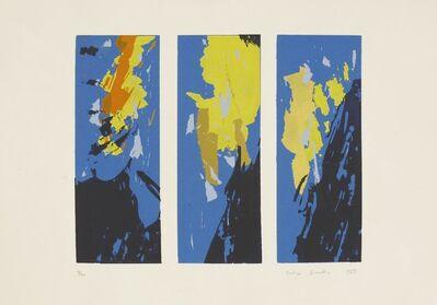 Martyn Brewster, 'TRIPTYCH', 1985
