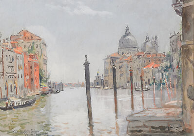 Colin Campbell Cooper, 'Untitled (Venice)', 1929