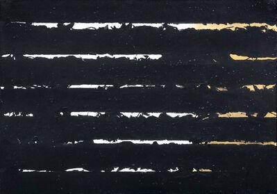 Pierre Soulages, 'Peinture 57 x 81 cm, 10 janvier 2000', 2000