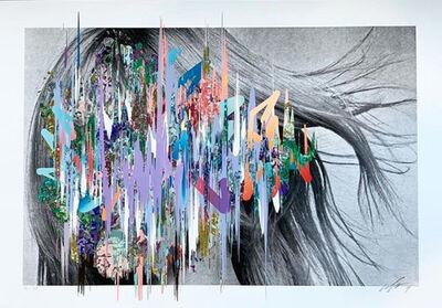 Ciler, 'Colorfull Girl (Print)', 2019