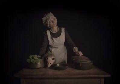 Tami Bahat, 'The Maid', 2016
