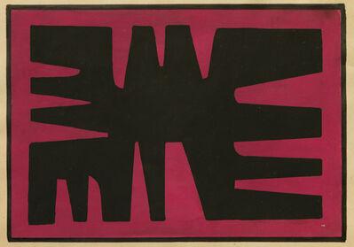 María Freire, 'Llave en fondo rosa', c.1959