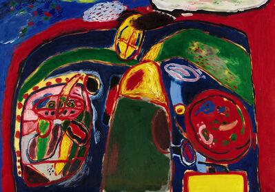 Corneille, 'Sous la Voûte au Ciel la Vie d'un petit Personnage commence', 1964
