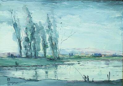 Leon Dabo, 'Le Vesle', 1938