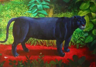 Sylvain Lefebvre, 'The Dark Panther', 2021