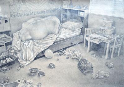 Margriet van Breevoort, 'Messy room', 2018