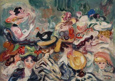 Louis Valtat, 'Les chapeaux', 1898