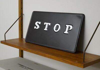 Cornelia Parker, 'STOP', 2015