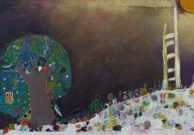 Fumiko Toda, 'Reaching for the Moon', 2011