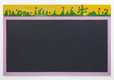 Gary Hume, 'The Blackboard', 2019