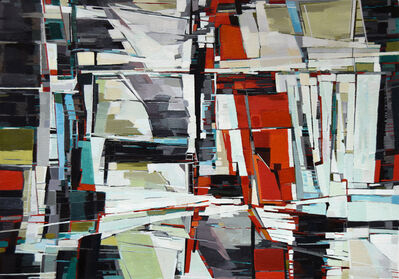 Yvonne Lodemore, 'Somewhere between ', Contemporary