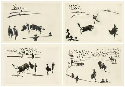Pablo Picasso, 'José Delgado: La Tauromaquia', 1959