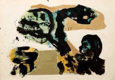 Asger Jorn, 'Mixed Media', 1956