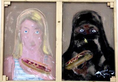Ealy Mays, 'Mustard on a Burka'