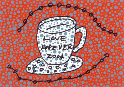Yayoi Kusama, 'Morning is Here C', 2004