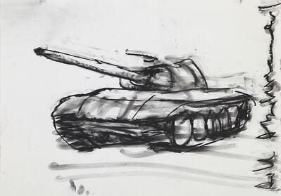 Adel Abdessemed, 'Tank', 2015