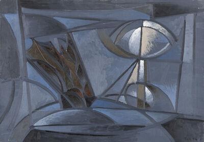 Toti Scialoja, 'Untitled', 1954