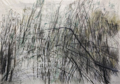 Wang Gongyi, 'Leaves of Grass No.3', 2019