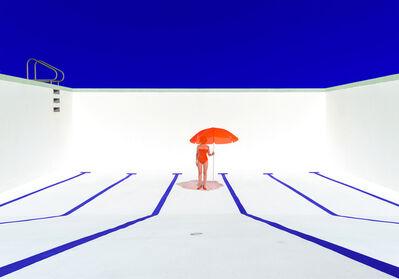 Reine Paradis, 'Empty Pool', 2016