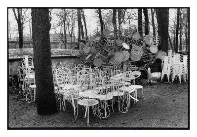 Jean Luc Olezak, 'Chaises', 1988