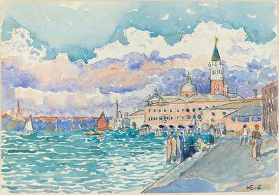 Henri-Edmond Cross, 'Venice', ca. 1903