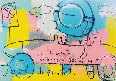 ZUT, 'Jour de pluie', 2018