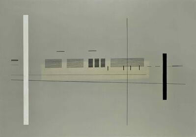 Bice Lazzari, 'Superficie e Segni n.3 (Surface and Signs no.3)', 1974