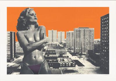 Sarah Hardacre, 'Damned Heat', 2012