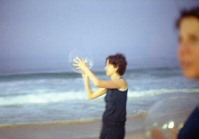 Brígida Baltar, 'Sea air collecting # 3', 2001