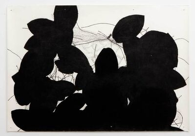 Anne Allen, 'Hairnet With Leaves', 2005