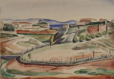 BERNARD MENINSKY, 'Torremolinos, South of Spain', 1947