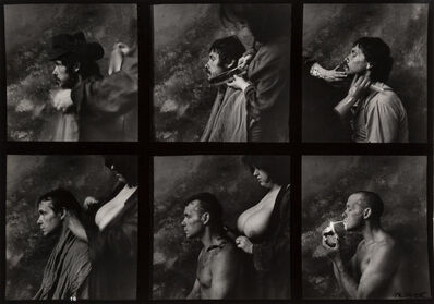 Jan Saudek, 'Untitled', 1984