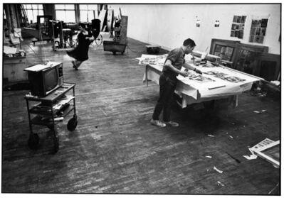 Ugo Mulas, 'Robert Rauschenberg', 1964