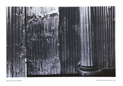 Mimmo Jodice, 'The Church of S. Marcellino', 1980 ca.