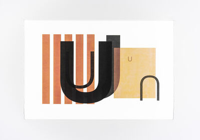 Lindsay Splichal, 'U and I Series #7', 2020