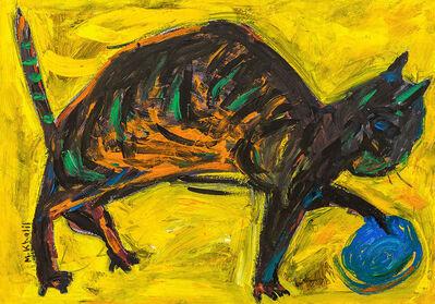 Mohamed Saleh Khalil, 'The Cat', 2000