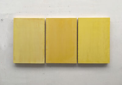 Willy De Sauter, 'untitled (triptych)', 2014