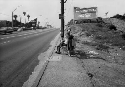 Anthony Hernandez, 'Public Transit Areas #10', 1980