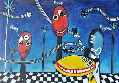 M.S. BASTIAN & ISABELLE L., 'Päng Pulp + Squeeze', 1996-2017