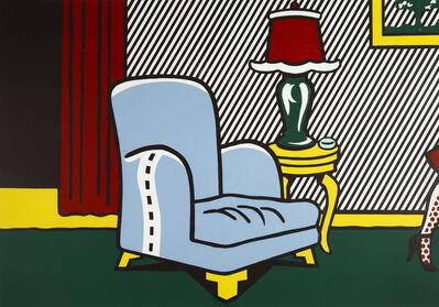 Roy Lichtenstein, 'La Sortie', 1990