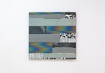 Felipe Pantone, 'Planned Iridescence 9', 2017
