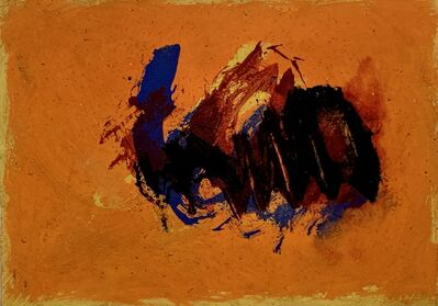 Cleve Gray, 'Jerusalem III', 1976