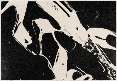 Andy Warhol, 'Diamond Dust Shoes (Feldman & Schellmann II.255)', 1980