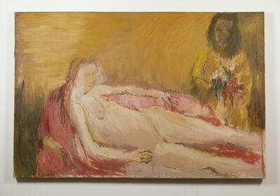 Robert Colescott, 'Olympia', ca. 1959