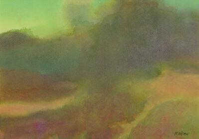 Richard Mayhew, 'Untitled (landscape)', ca. 2004