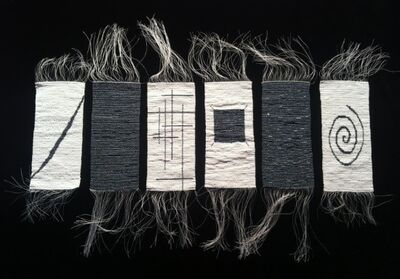 Nadia Myre, 'Scarscapes 2', 2015