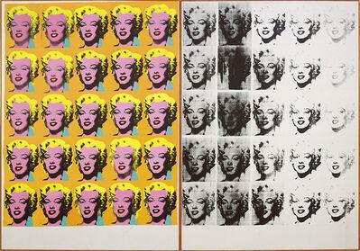 Andy Warhol, 'Marilyn Diptych', 1962